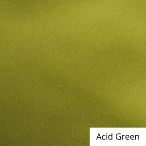 Acid Green Satin Linen
