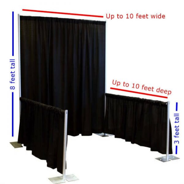 expo and trade show booth
