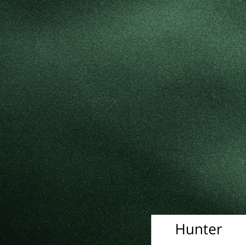 Hunter Satin Linen