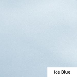 Ice Blue Satin Linen