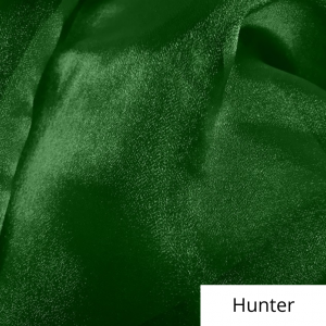 Hunter Organza Linen Rental