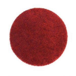 circle shag rug