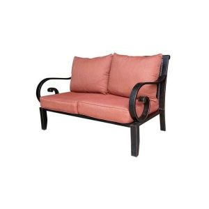 Merlot Lounge Love Seat
