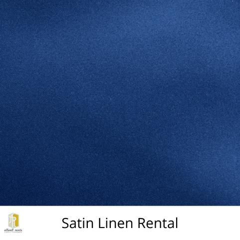 Satin Linen Rental
