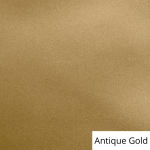 Antique Gold Satin Linen