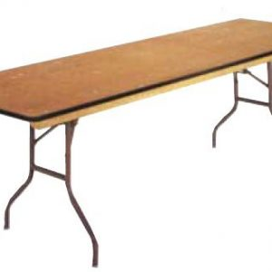 4ft banquet table