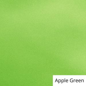 Apple Green Satin Linen