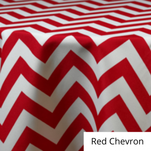Red Chevron