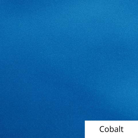 Cobalt Satin Linen