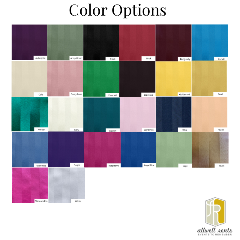 Polystripe Color Options