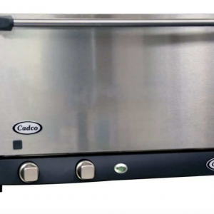 half sheet electric convection oven
