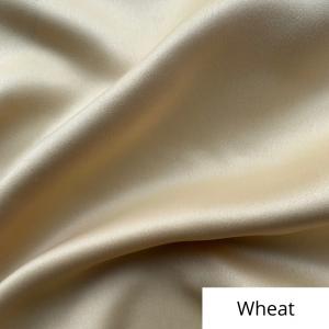 Wheat Satin Linen