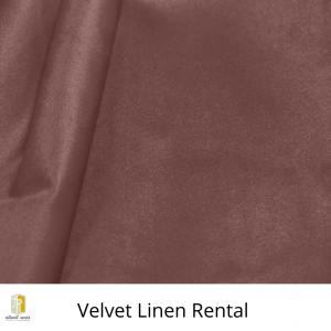 Velvet Linen Rental