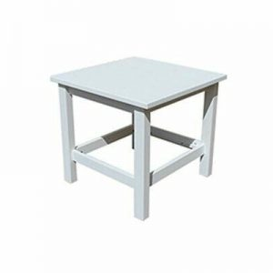 whitewash end table