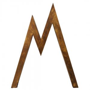 Mountain Wedding Arch