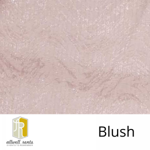 Blush Twinkle Tinsel