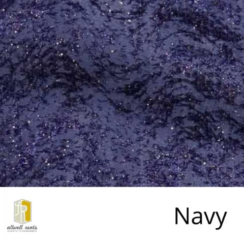 Navy Twinkel Tinsel