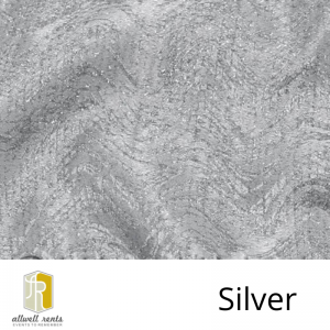 Silver Twinkle Tinsel
