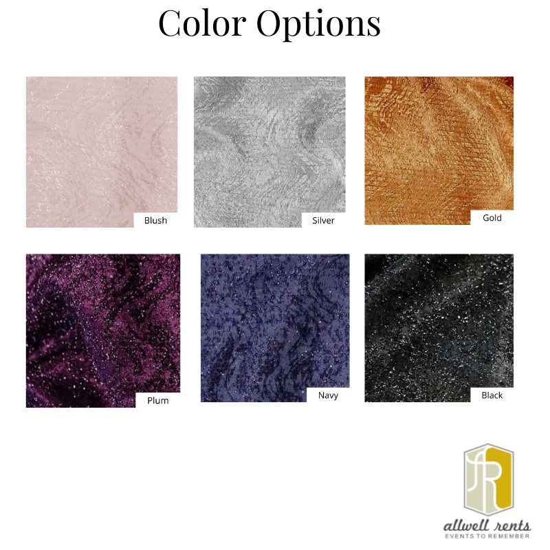 Twinkle Tinsel Color Options