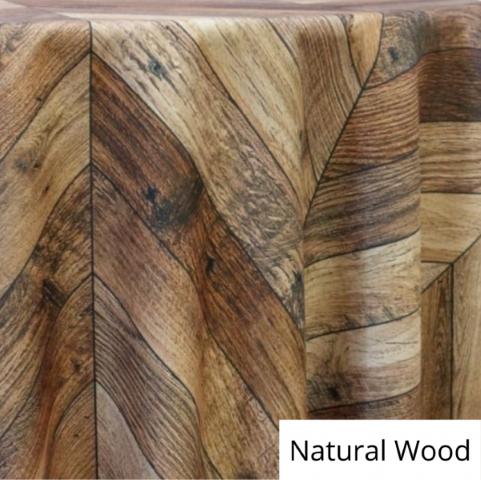 Natural Wood Linen