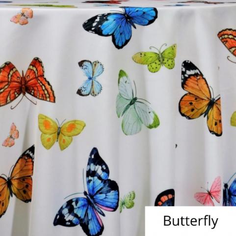Butterfly Linen