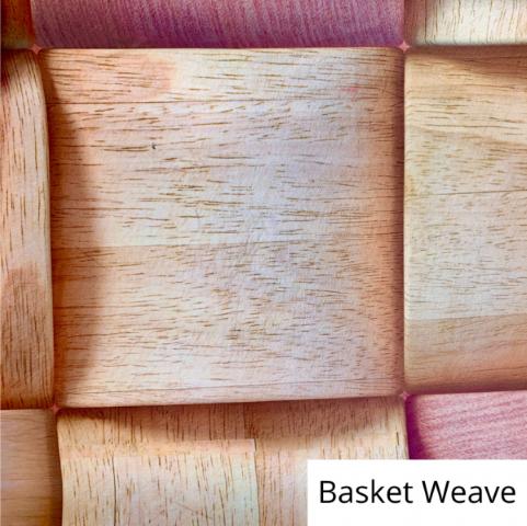 Basket Weave Linen Rental