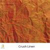 Crush Linen Rental