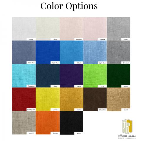 Havana Color Options