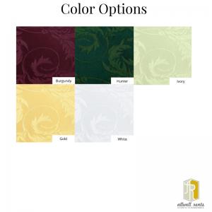 Melrose Damask Color Options