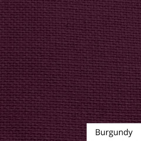 Burgundy Havana Linen