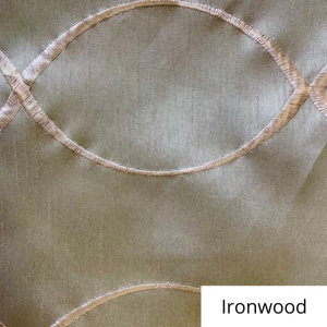 Ironwood Silk Infinity Linen