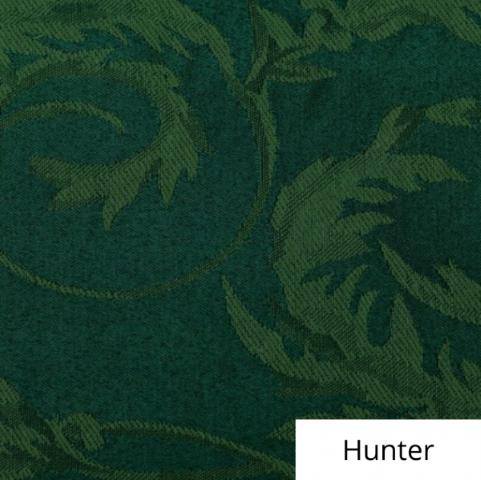 Hunter Melrose Damask Linen