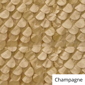 champagne whimsy linen