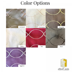 Silk Infinity Color Options