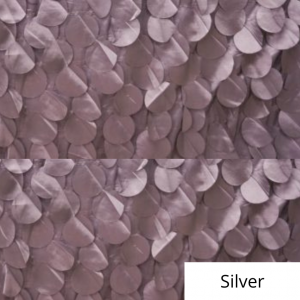 silver whimsy linen