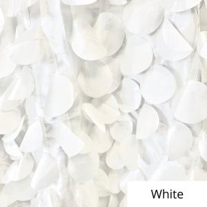 White Whimsy Linen