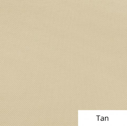 Tan Polyester Linen