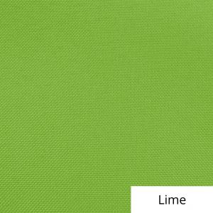 Lime Polyester Linen