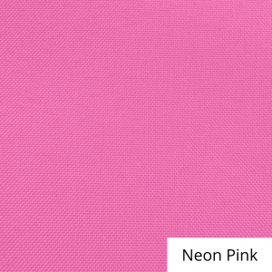 Neon Pink Polyester Linen