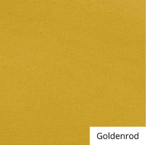 Goldenrod Polyester Linen Rental