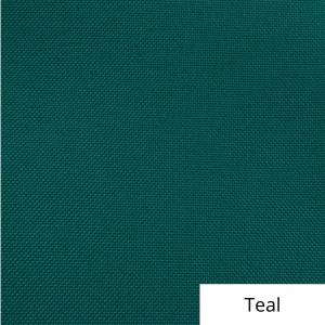 Teal Polyester Linen