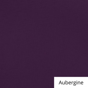 Aubergine Polyester Linen Rental
