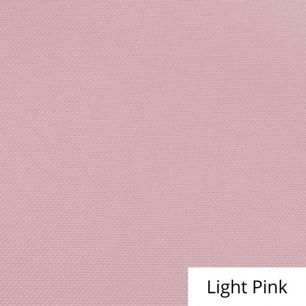 Light Pink Polyester Linen Rental
