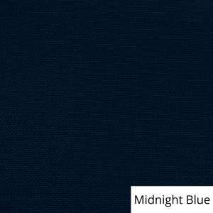 Midnight Blue Polyester Linen Rental