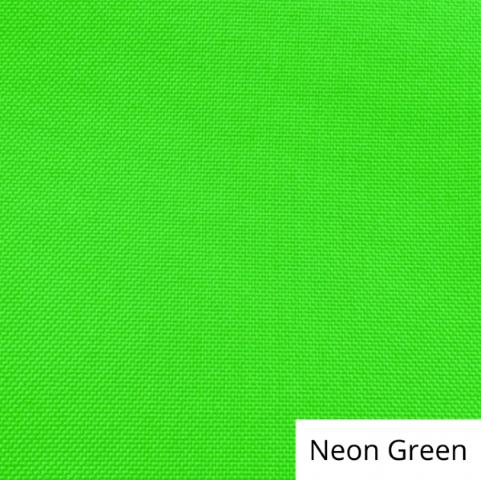 Neon Green Polyester Linen Rental