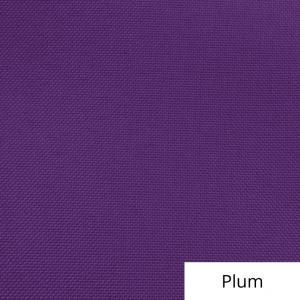 Plum Polyester Linen Rental