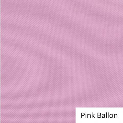 Pink Ballon Polyester Linen