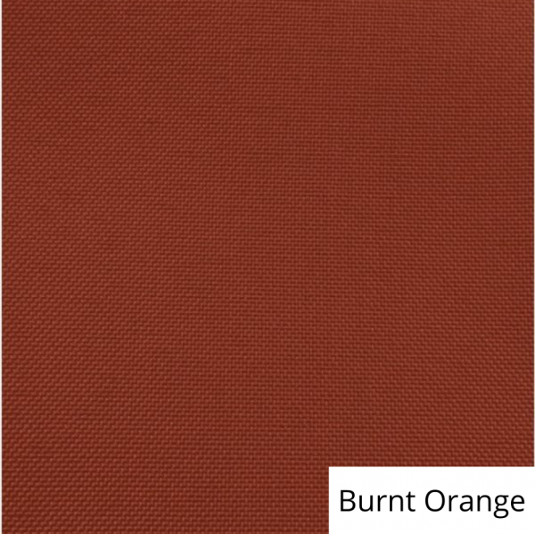 Burnt Orange Polyester Linen Rental