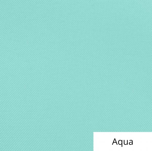Aqua Polyester Linen Rental