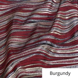 burgundy allure linen
